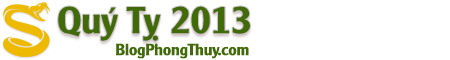 Quý Tỵ – Quý Tỵ 2013 – Tử Vi Quý Tỵ – Tuổi Tỵ 2013